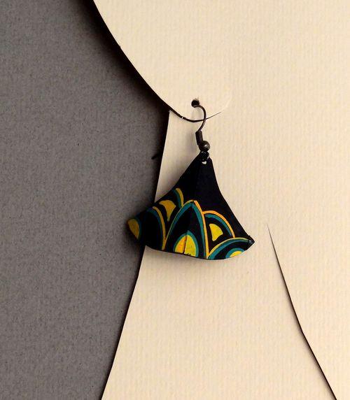Boucles d'oreille la paire ref.CC/BO02245/18€