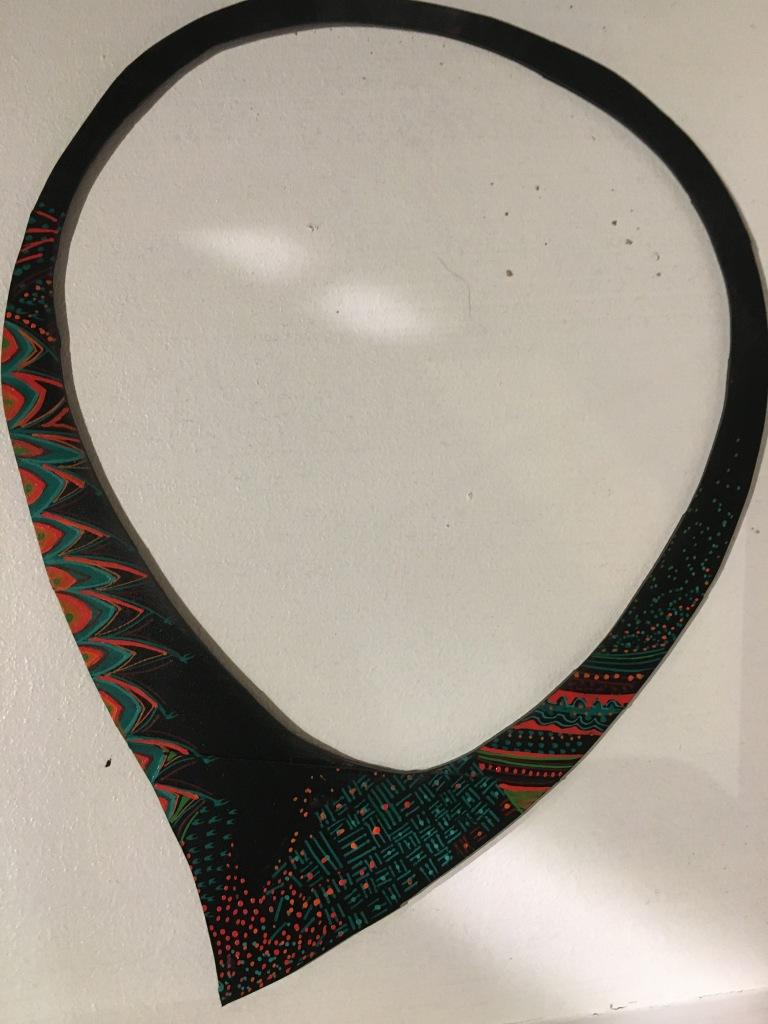 Collier Chambre à air ref.CC/collier2/45€