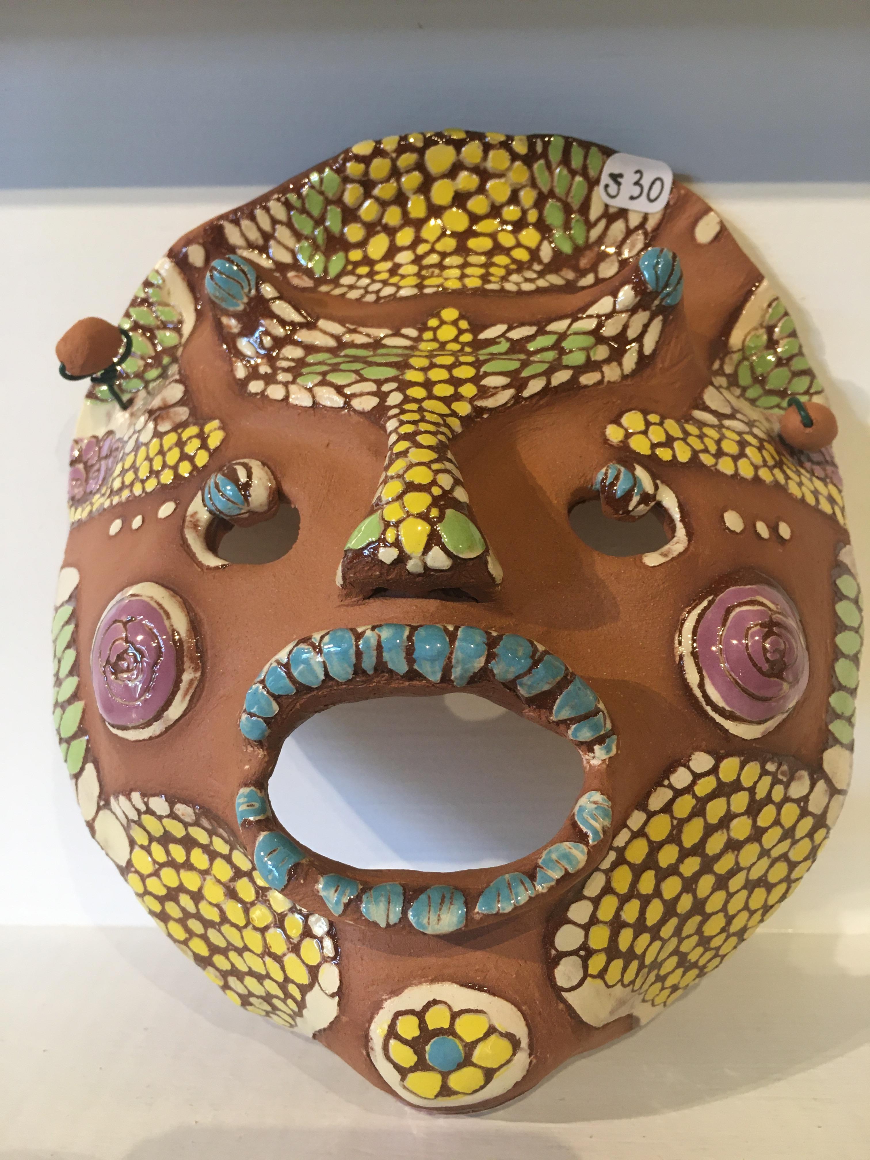 Masque : ref.CA/masque/30€