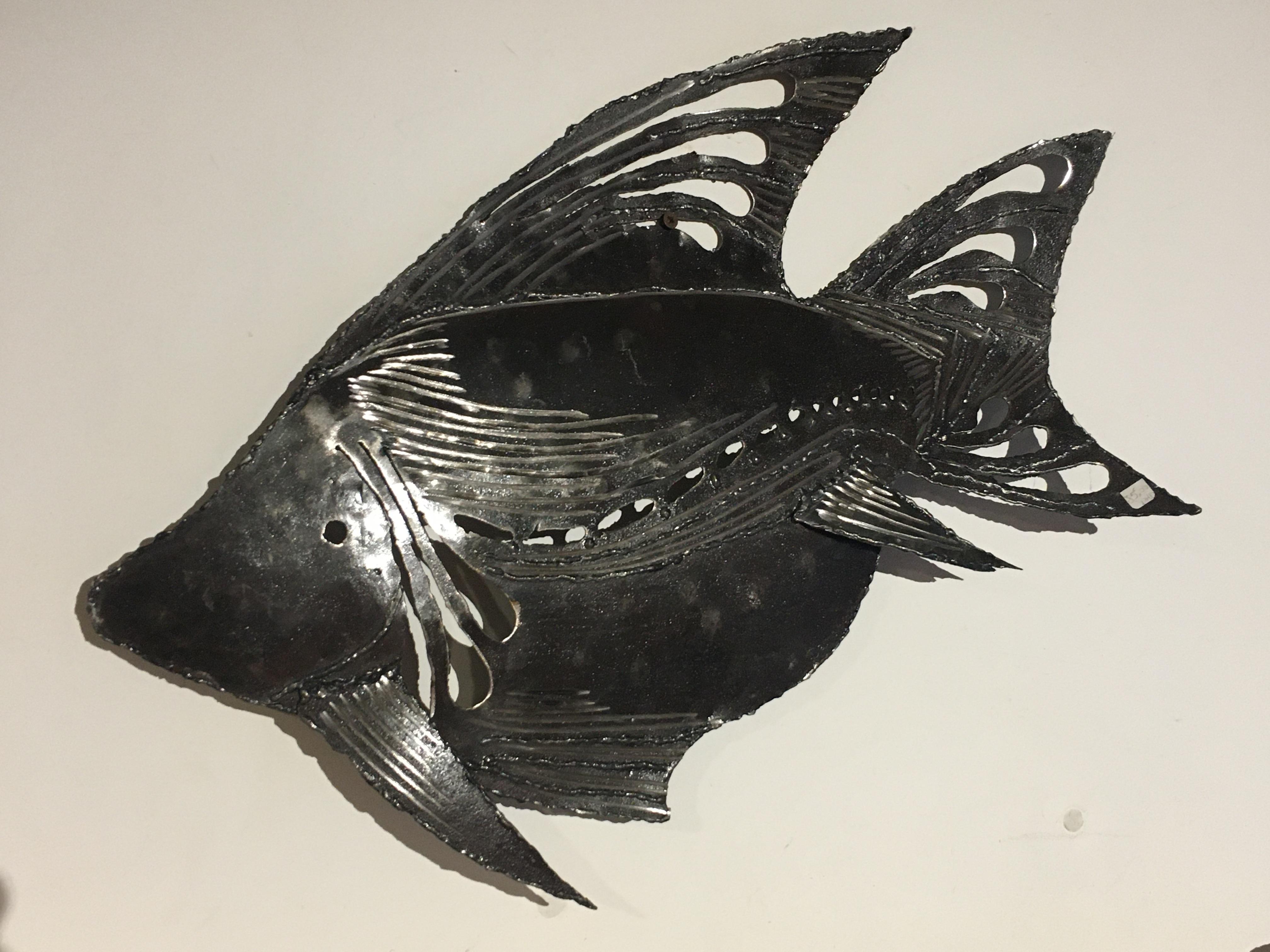 Poisson : ref.PHD/poisson01/ 85€