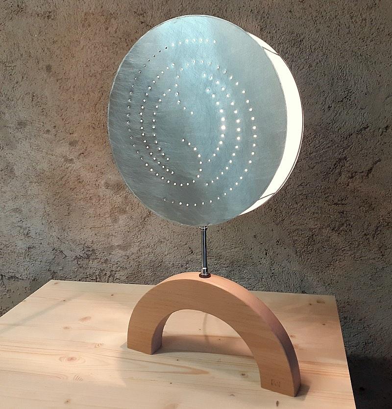 Lampe 2 collection élégance 145€ (H58/L32.5)